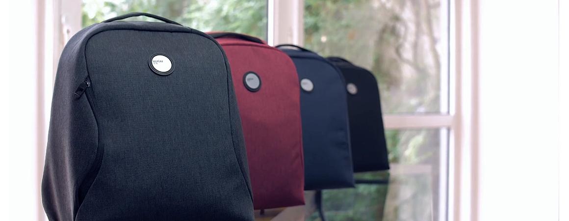рюкзак с защитой от карманников