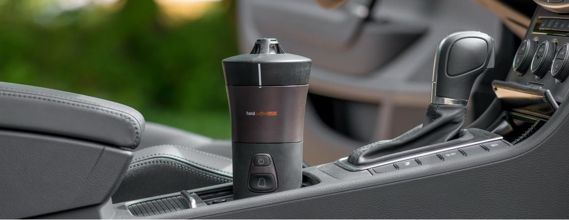 кофе в машине